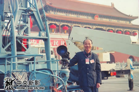35周年国庆摄影师李振羽