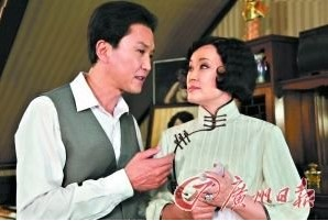 刘晓庆/吴刚与刘晓庆出演徐悲鸿和蒋碧薇。