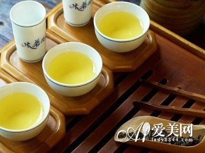 女人喝茶有6大好处 跟着季节体质来选茶