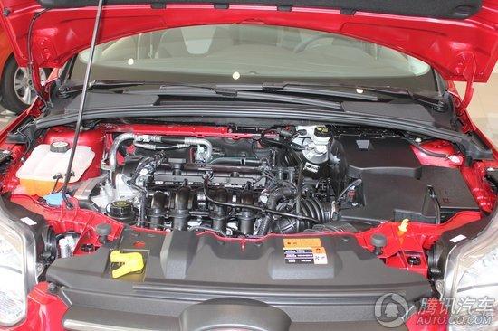 2012款 福特 福克斯 三厢  1.6 AT 风尚型