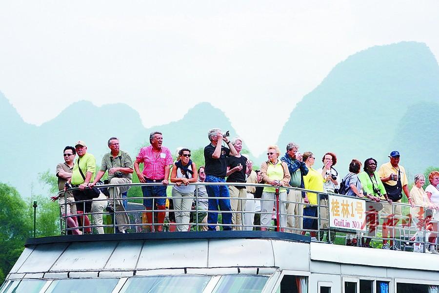 桂林强势启动国际旅游胜地建设观察