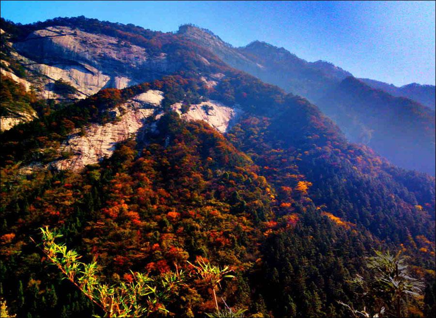 地理中国:天堂寨瀑群 美轮美奂温情世界