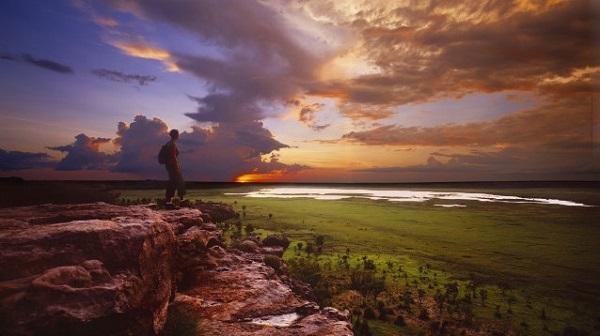 卡卡杜国家公园,北领地,澳大利亚