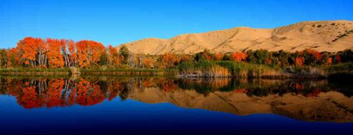 我美丽的家乡 祖国的边疆