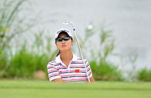 17岁林希妤获女子高尔夫美巡全卡中国内地第二人