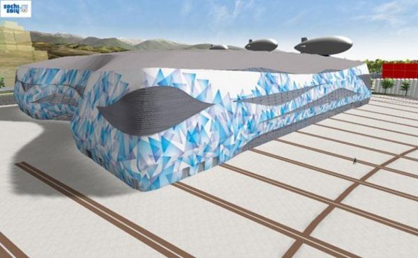 冰山滑冰宫(Iceberg)