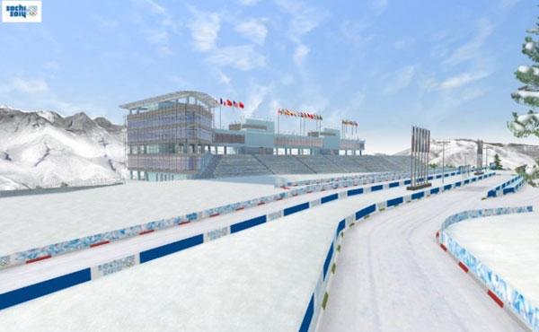 """劳拉""越野滑雪和冬季两项中心(""Laura"" Cross-country Ski & Biathlon Center)"