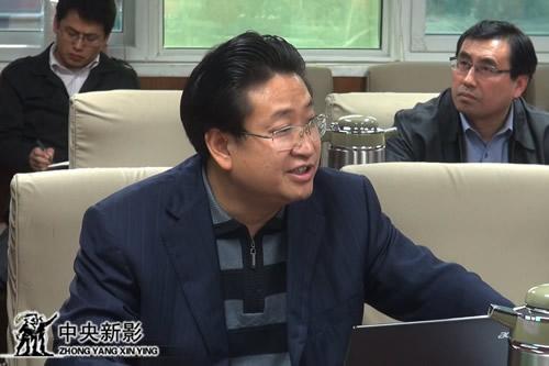 新影集团产业发展部主任、影片总导演杨书华阐述影片创意