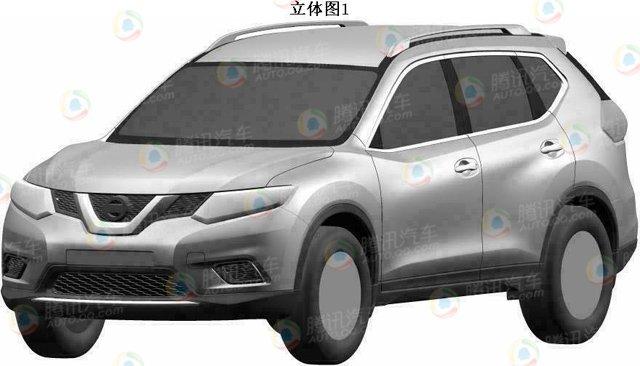 [国内车讯]东风日产新奇骏有望明年2月上市