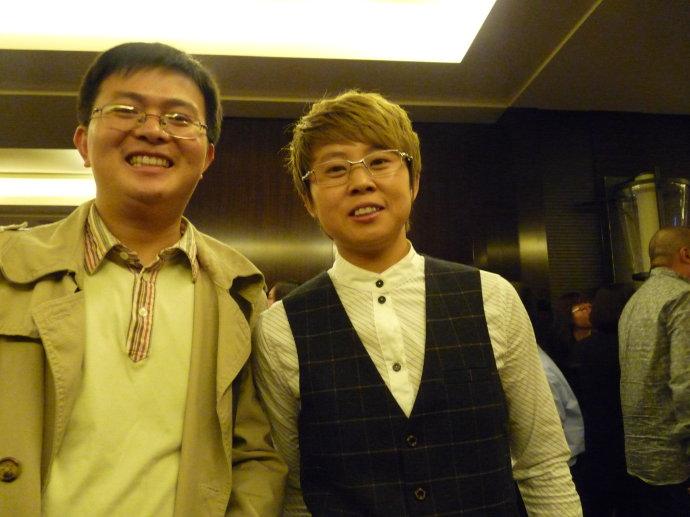 杨旺和王濛