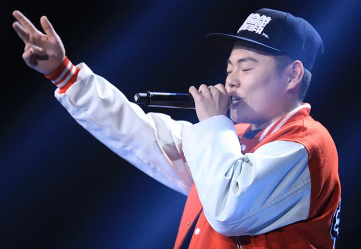 中国好歌曲选手谢帝