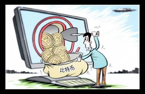 """近日,龙禹江告诉央视网记者,""""保持一份好心态,在比特币的世界里非常重要。"""""""
