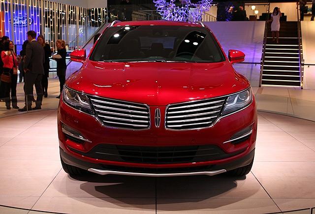 [国内车讯]林肯MKC将亮相北京 于年底上市