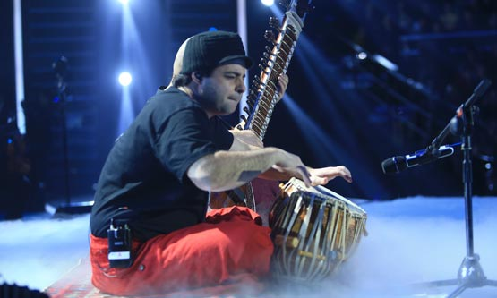 印度Sitar琴和Tabla鼓