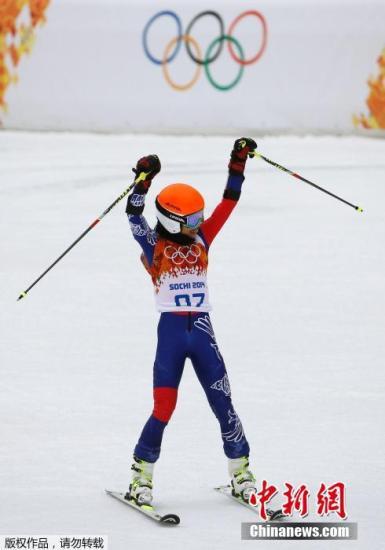 冬奥会高山滑雪女子大回转,华裔小提琴家陈美出战。