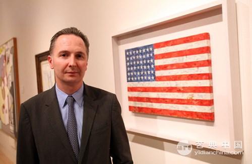 佳士得战后与当代艺术部门负责人布雷特·格文