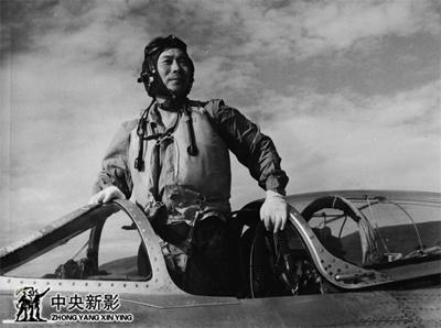 空军战斗英雄李永泰