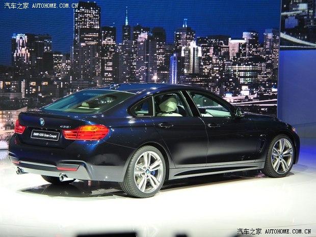 宝马宝马(进口)宝马4系2014款 435i Gran Coupe