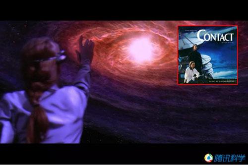 """简析《来自星星的你》中提到的""""虫洞"""""""