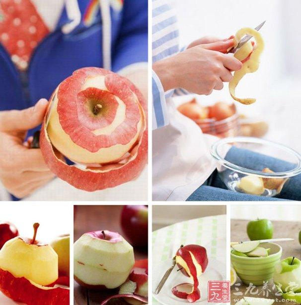 苹果皮抗氧化