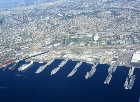美国海军基地发生枪击案 造成2人死亡