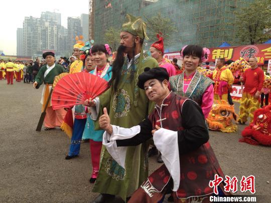 """广西柳州""""三月三""""民俗博览会 展民间文化习俗"""