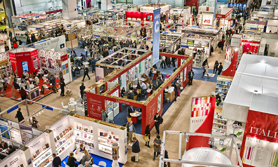 The London Book Fair has opened its 43rd edition.