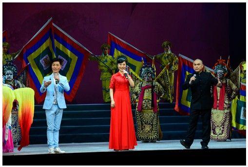 十朵梅花七台大戏展三百年古韵