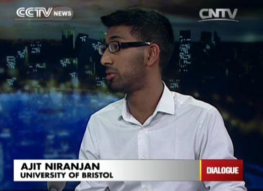Ajit Niranjan, University of Bristol