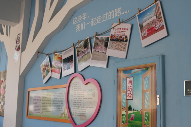 厦门民立幼儿园图片