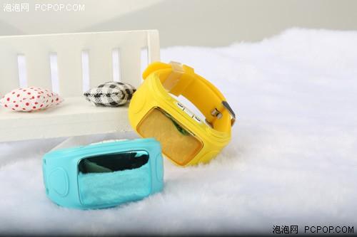 阿巴町儿童手表融合了智能手表常用