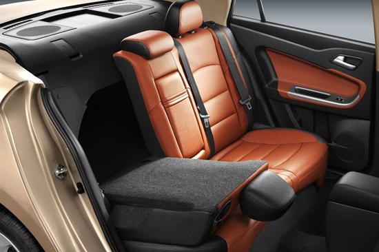 新一代福美来M5上市 售价7.49—11.89万元