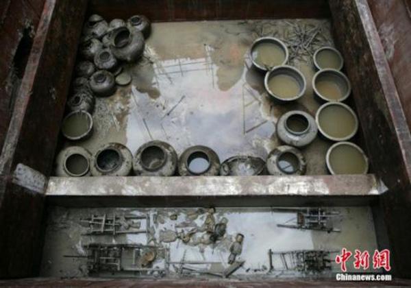 Descubren que las 920 tablillas de bambú son antiguo libro médico de Bian Que