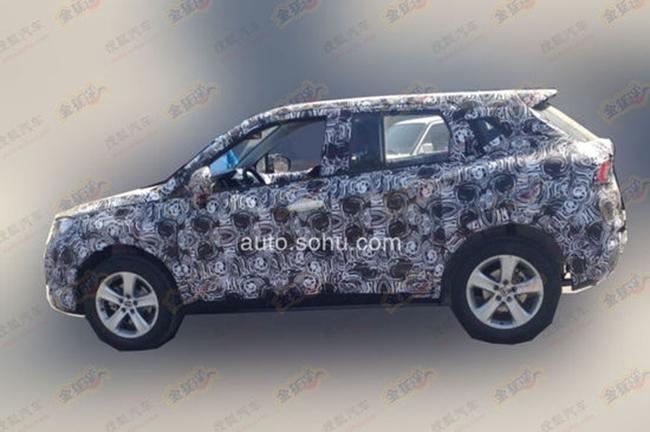 华晨中华全新小型SUV 或将被命名为中华V3