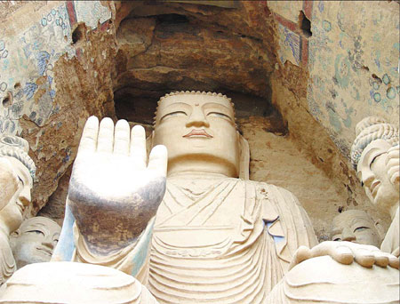The Dunhuang Grottos are a treasure trove with more than 2,000