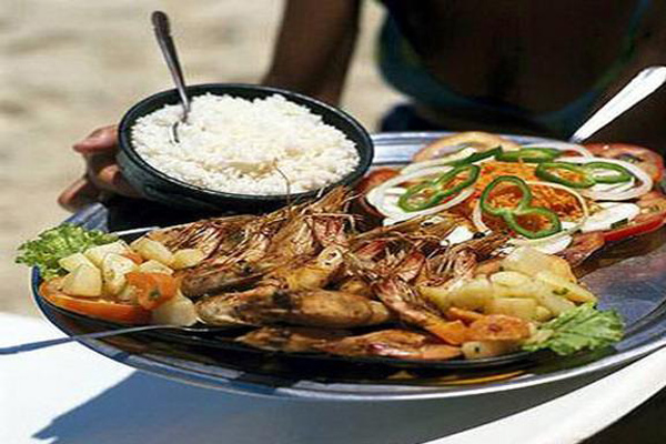 الأطباق البرازيلية