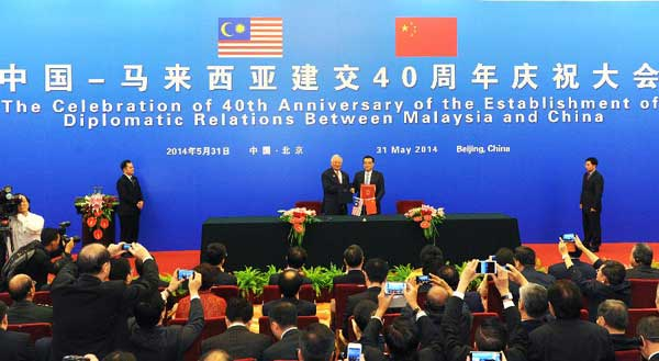 Image result for images of china with malaysia