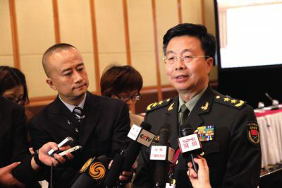 Chinese general Wang Guanzhong says China and other countries in the Asia-Pacific region are concerned about the consolidation of the US-Japan alliance.