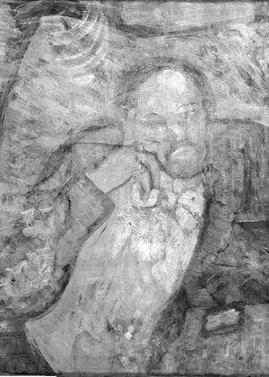 神秘男子肖像神秘男子肖像