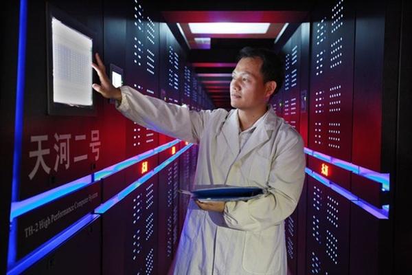 Китай наращивает потенциалы в производстве суперкомпьютеров