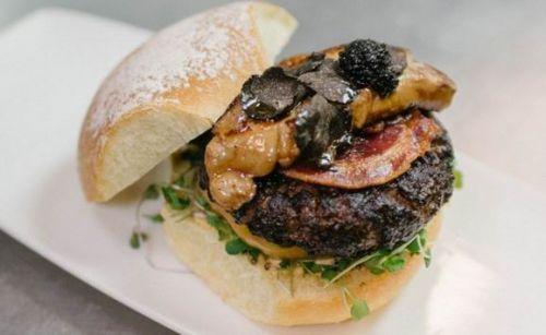 """""""堡""""不可貌相 当汉堡摇身一变成为贵价食物"""