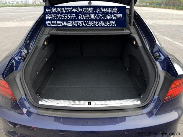 奥迪RS 奥迪RS 7 2014款 RS 7 Sportback