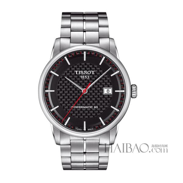 天梭表 (Tissot) 2014年豪致系列腕表-天梭表推出2014亚运会特别款图片