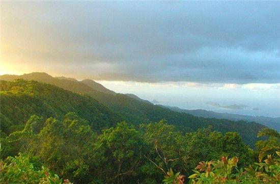 印度洋十大稀世珍岛 纯美马尔代夫