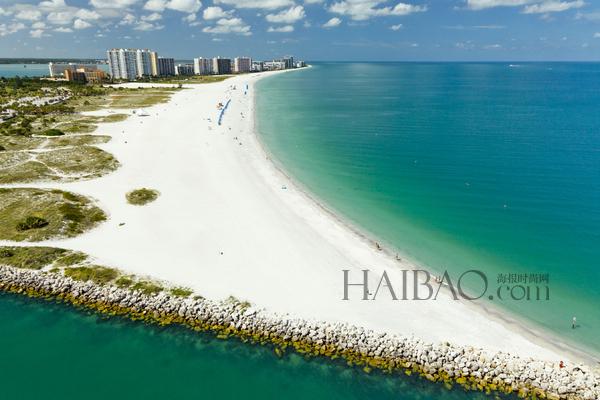 佛罗里达州圣彼得斯堡与清水湾-骄阳 兵临城下 美国佛罗里达清凉度假