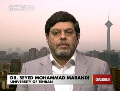 Dr. Seyed Mohammad Marandi, University of Tehran