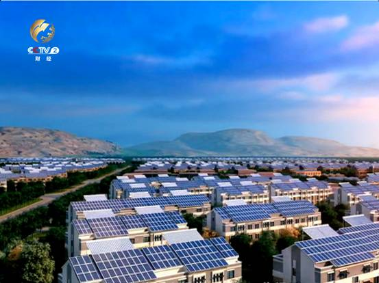 吐鲁番屋顶光伏电站设计装机总