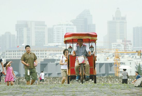 Nanjing tourist sites gear up for Youth Olympics