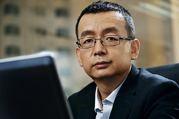 易车总裁邵京宁