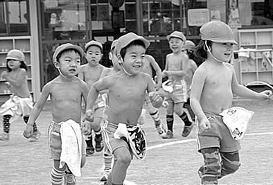 折射出了日本学前教育和我国的差别